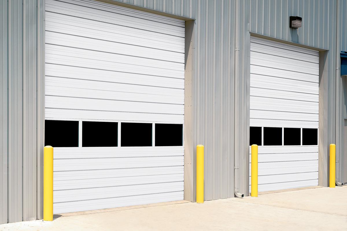 Sectional Steel Doors